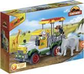 Kocke BANBAO 6657, Safari, Safari Jeep