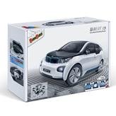 Kocke BANBAO 6802-1, BMW i3, pull-back, 1:24