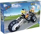 Kocke BANBAO 8352, Police, Police Motor, policijski motor, pull-back