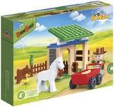 Kocke BANBAO 8588, Ecofarm, Small Barn, mala štala