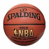 Košarkaška lopta SPALDING NBA Gold,umjetna koža, vel.7