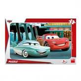 Slagalica DINO, Disney Cars, 15 komada