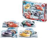 Slagalica DINO, Disney Cars, 4x54 komada