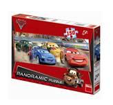 Slagalica DINO, Disney Cars, panorama, 150 komada