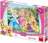 Slagalica DINO, Disney Princess XL, 100 komada