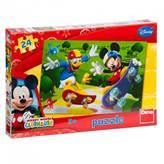 Slagalica DINO, Disney, Mickey Mouse, 24 komada