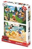 Slagalica DINO, Disney, Mickey Mouse, 2x66 komada