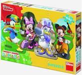 Slagalica DINO, Disney, Mickey Mouse, 4x54 komada