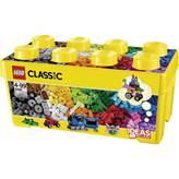 LEGO 10696, Classic, Medium Creative Brick Box, srednja kreativna kutija s kockama