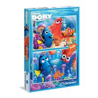 Slagalica CLEMENTONI, Disney, Finding Dory, 2x20 komada