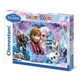 Slagalica CLEMENTONI, Disney, Frozen, 104 komada