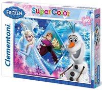 Slagalica CLEMENTONI, Disney, Frozen, 250 komada