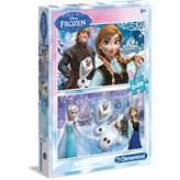 Slagalica CLEMENTONI, Disney, Frozen, 2x20 komada