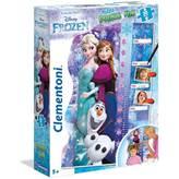 Slagalica CLEMENTONI, Disney, Frozen, maxi, 30 komada