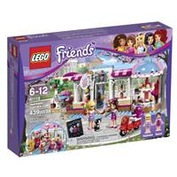 LEGO 41119, Friends, Heartlake Cupcake Cafe, slastičarnica u Heartlakeu