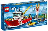 LEGO 60109, City, Fire Boat, vatrogasni čamac
