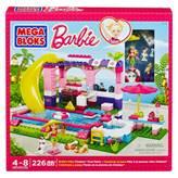 Kocke MEGA BLOKS, Barbie, Chelsea Pool Party, zabava na bazenu
