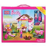 Kocke MEGA BLOKS, Barbie, Glam Cabin, kuća za kampiranje