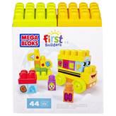 Kocke MEGA BLOKS, First Builders, ABC Spell Schoolbus, školski autobus
