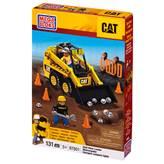Kocke MEGA BLOKS, First Builders, CAT Skid-Steer Loader, utovarivač
