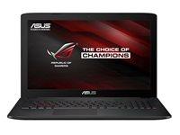 """Prijenosno računalo ASUS ROG GL552VW-CN602T / Core i7 6700HQ, DVDRW, 16GB, 1000GB + 256GB SSD, GeForce GTX 960M, 15.6"""" LED FHD, BT, HDMI, USB 3.0, kamera, Windows 10, crno"""