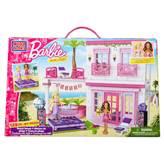 Kocke MEGA BLOKS, Barbie, Beach House, kuća na plaži