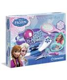 Kreativni set CLEMENTONI, Disney, Frozen, Style Your Hair, set za styling kose