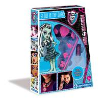 Kreativni set CLEMENTONI, Monster High, Neon-Schmuck, set za izradu nakita