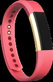 Narukvica za mjerenje aktivnost FITBIT Alta SE, veličina L, rozo/zlatna