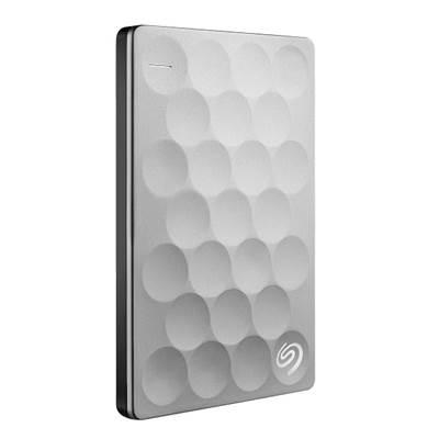Tvrdi disk vanjski 2000.0 GB SEAGATE Backup Plus Ultra Silm STEH2000200, 2.5'', USB 3.0, sivi