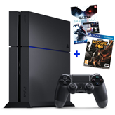 Igraća konzola SONY PlayStation 4, 1000GB, C Chassis Special Edition + Killzone Shadow Fall PS4 + InFamous Second Son PS4