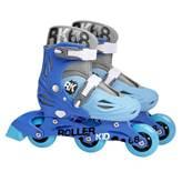 Dječje role STAMP JB130227, Roller Kid, veličina 27-30, 3 kotača/inline, 2u1, plave