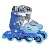 Dječje role STAMP JB130230, Roller Kid, veličina 30-33, inline, plave