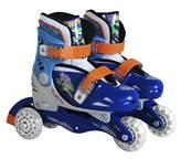 Dječje role STAMP JH950020, Hot Wheels, veličina 27-29, 3 kotača/inline, 2u1