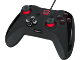 Gamepad SPEED-LINK QUINOX Pro, USB, crni, za PC