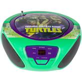 Prijenosni CD player TMNT, Teenage Mutant Ninja Turtles, Ninja kornjače