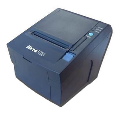 Printer MicroPOS WTP 150 termalni, serijski, USB, RJ11, RS-232C, sivi