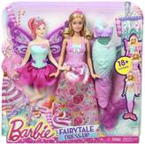 Lutka MATTEL, Barbie Fairytale Dress-up, Barbie bajkovita vila