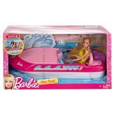 Lutka MATTEL, Barbie Glam Boat, Barbi i brod