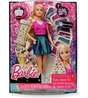 Lutka MATTEL, Barbie Glitter Hair, Barbie sa svjetlucavom kosom