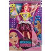 Lutka MATTEL, Barbie Rock 'n Royals, Barbie kraljica rocka