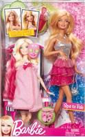 Lutka MATTEL, Barbie Spa To Fab, Barbie spa