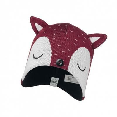 Dječja kapa BUFF Knitted&Polar Fox