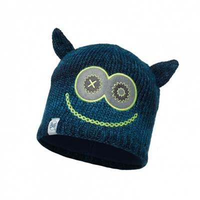 Dječja kapa BUFF Knitted&Polar Monster Merry