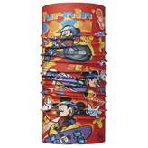 Dječja multifunkcionalna marama BUFF Mickey SK8 Red, vel.50-55