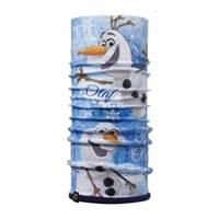 Dječja multifunkcionalna marama BUFF Polar Frozen Olaf Blue, vel.50-55