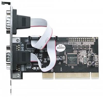 Kontroler PCI, MANHATTAN, 2x serijski port (RS232)