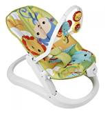 Sjedalica za bebe FISHER PRICE, Rainforest Friends Bouncer, prašuma