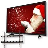 """LED TV 48"""" BLAUPUNKT BLA-48/148O-GB-11B- FEGBQU-EU , FULL HD , DVB-T/T2 & DVB-C & DVB-S2, HDMIx3 , USBx2"""