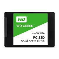 """SSD 240.0 GB WESTERN DIGITAL Green, WDS240G1G0A, SATA 3, 2.5"""", 540/465 MB/s"""